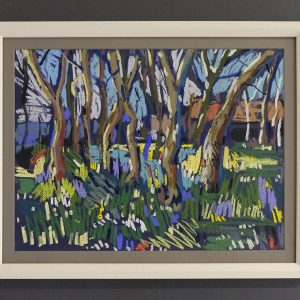 Early Spring Woods 1 -£350