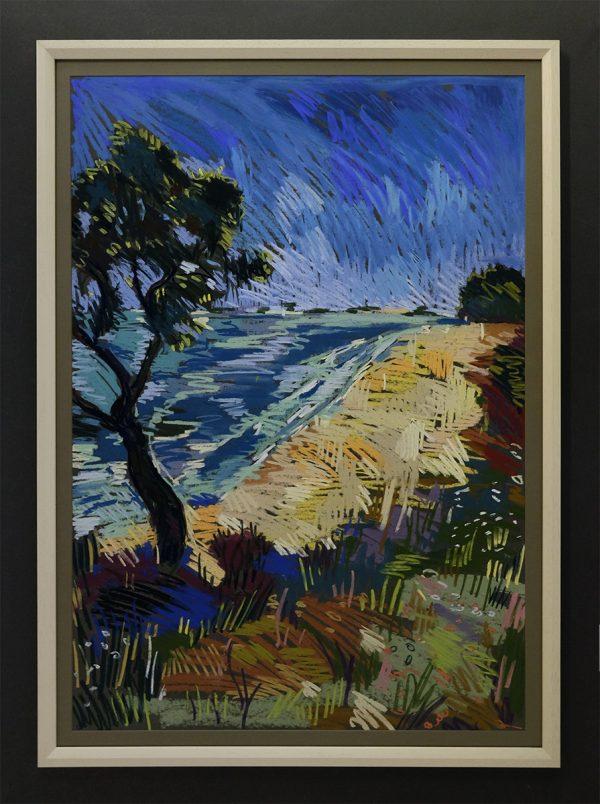 Ile D'Aix beach with tree - £895