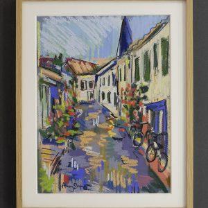 Ile de Re backstreet 2 (La Couarde) - £275