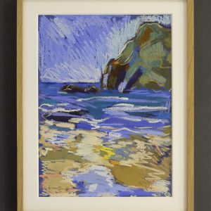 Port Erin tide going out - £285