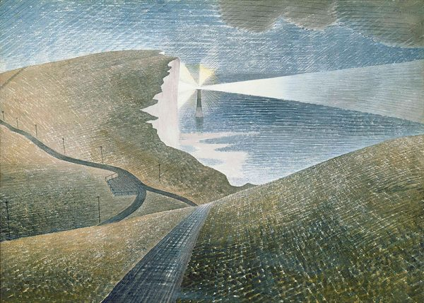 Beachy Head by Eric Ravilious